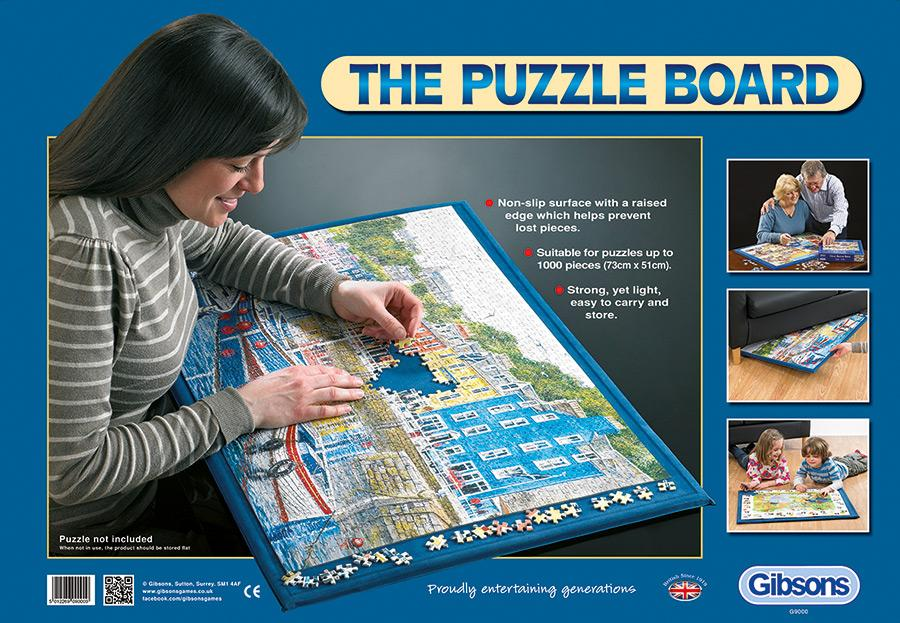 Puzzle Board (Gibsons)