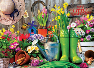Puzzle - 1000pc (Eurographics) - Garden Tools