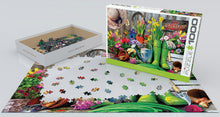 Load image into Gallery viewer, Puzzle - 1000pc (Eurographics) - Garden Tools