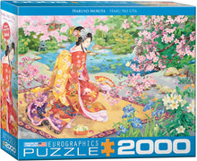 Load image into Gallery viewer, Puzzle - 2000pc (Eurographics) - Haru No Uta