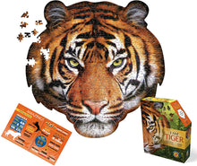Load image into Gallery viewer, Puzzle - 550 pc (Madd Capp) - I Am Tiger