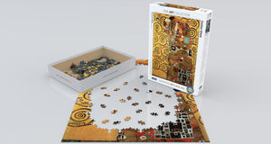 Puzzle - 1000pc (Eurographics) - The Fullfillment