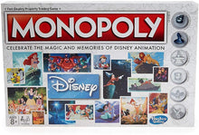 Load image into Gallery viewer, Monopoly: Walt Disney Animation 80th Anniversary Edition
