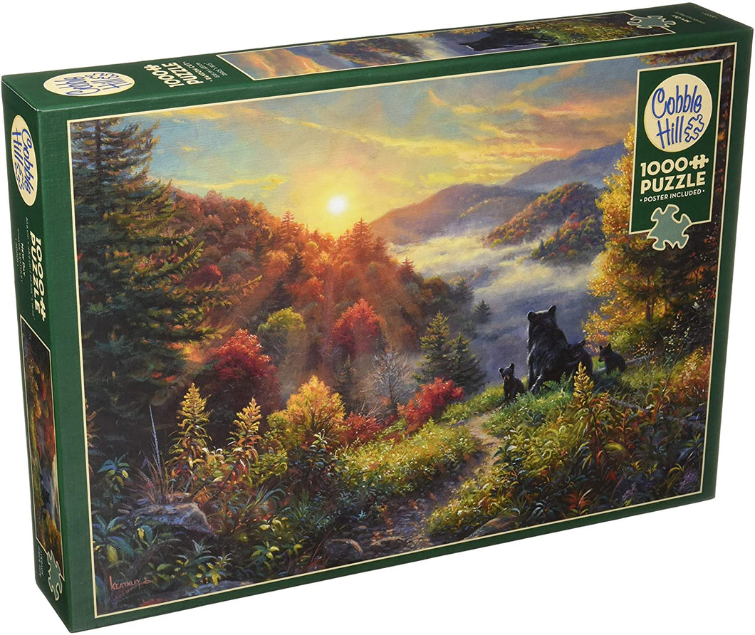 Puzzle - 1000 pc (Cobble Hill) - New Day
