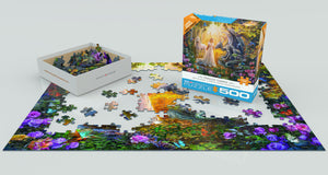 Puzzle - 500pc (Eurographics) - Princess' Garden