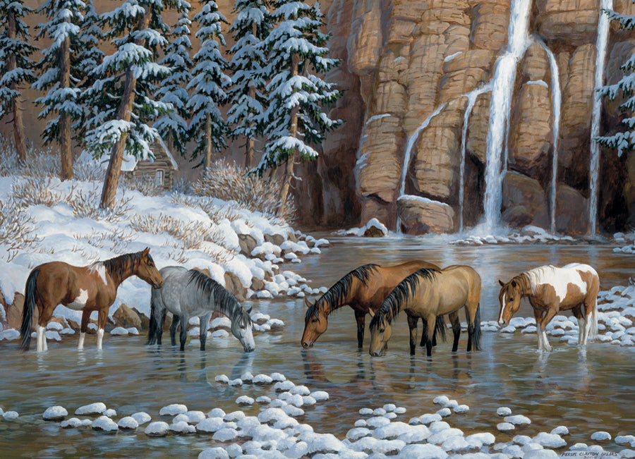 Puzzle - 1000 pc (Cobble Hill) - Spirit of the Rockies