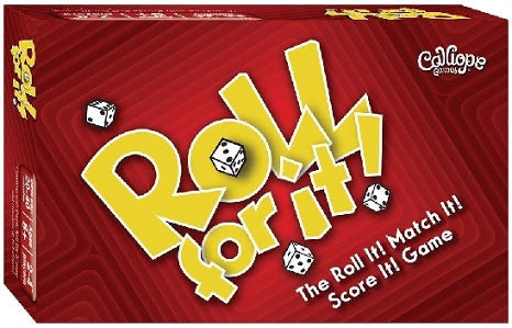 Roll for It (Red version)