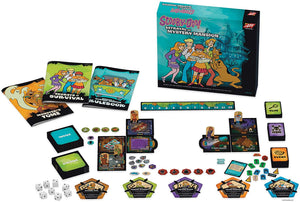 Scooby Doo!  Betrayal at Mystery Mansion