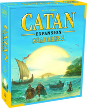 Load image into Gallery viewer, Catan: Seafarers Expansion