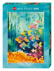 Puzzle - 1000 pc (Heye) - Shoal of Fish (Coming June)
