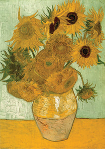 Puzzle - 1000 pc (D-Toys) - Sunflowers (Van Gogh)