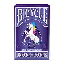 Load image into Gallery viewer, Playing Cards - Unicorn (Bicycle)