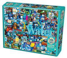 Load image into Gallery viewer, Puzzle - 1000 pc (Cobble Hill) - Water