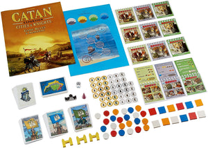Catan: Cities and Knights Expansion