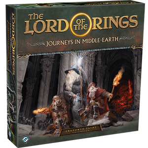 The Lord of the Rings: Journey in Middle-Earth: Shadowed Paths