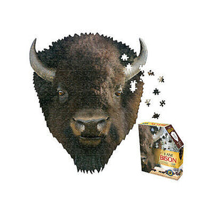 Puzzle - 550 pc (Madd Capp) - I Am Bison