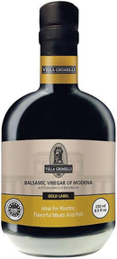 Balsamic Vinegar of Modena Gold