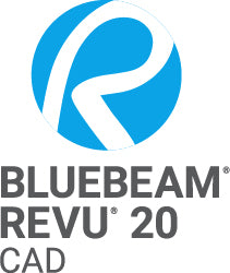 Bluebeam Revu CAD, Perpetual License, Windows OS