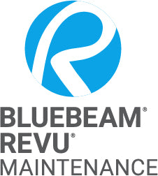 Bluebeam Revu Standard New Maintenance, Annual Subscription