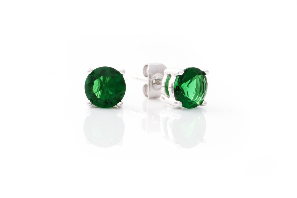 21ST1520 6mm Emerald
