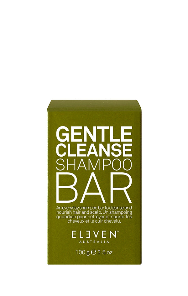Gentle Cleanse Shampoo Bar 100 g.