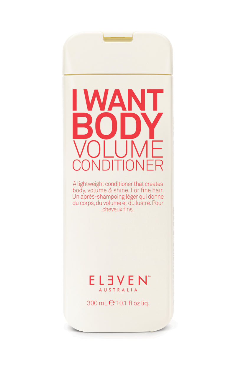 I Want Body Volume Conditioner 300 ml