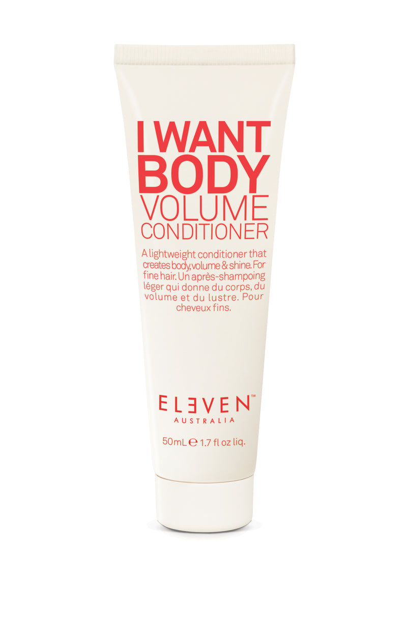 I Want Body Volume Conditioner 50 ml