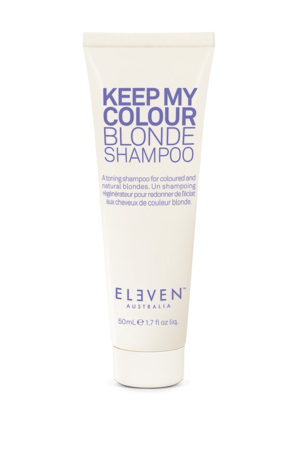 Blonde shampoo 50 ml