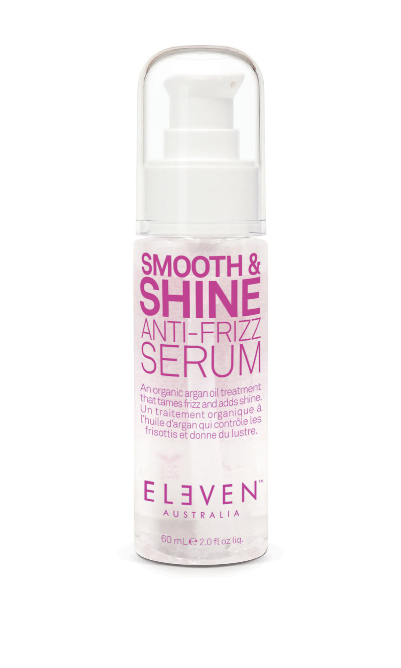 Smooth & Shine Anti-Frizz Serum 60ml