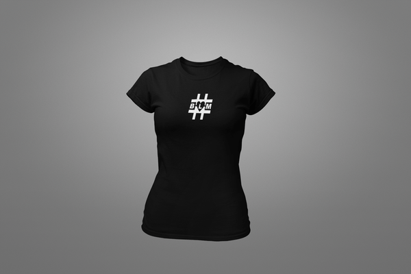 Black Lives Matter Hashtag Women's T-Shirt - Hot Lab Tees