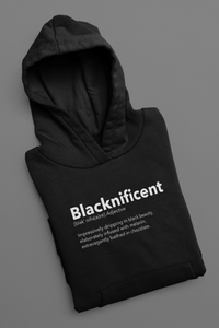 Blacknificent Pullover Hoodie