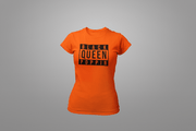 Black Queen Poppin T-Shirt - Hot Lab Tees