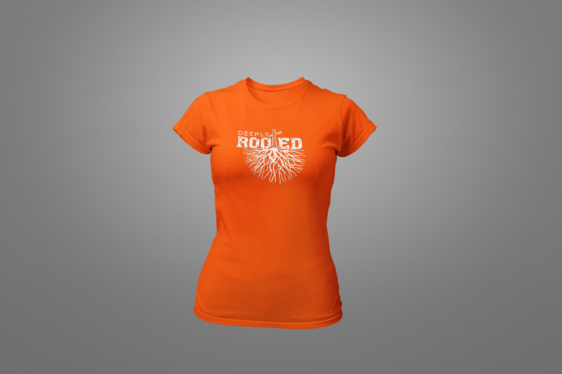 Deeply Rooted T-Shirt - Hot Lab Tees