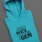 Don't Be A Hard Rock Pullover Hoodie
