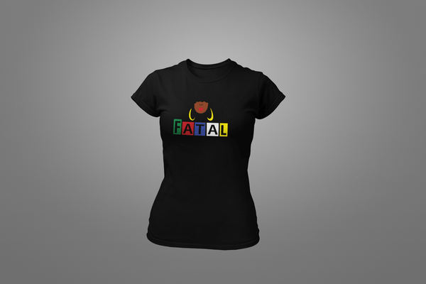 Fatal Girl T-Shirt - Hot Lab Tees