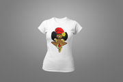 Fro Sista T-Shirt - Hot Lab Tees