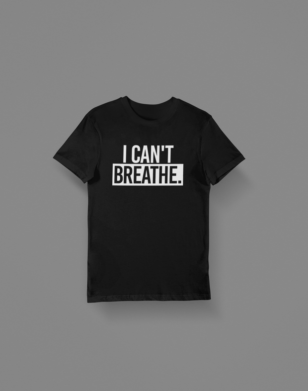 I Can't Breathe T-Shirt - Hot Lab Tees