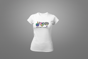 Love.Peace.Melanin T-Shirt - Hot Lab Tees