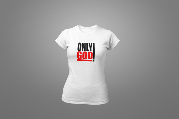 Only God! T-Shirt - Hot Lab Tees