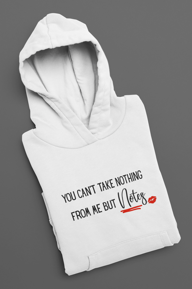 Take Notes Pullover Hoodie