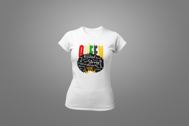 Queen Motives T-Shirt - Hot Lab Tees