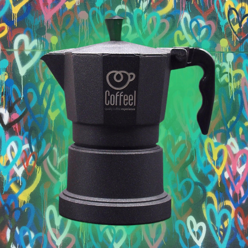 OFFERTA TOP MOKA COFFEEL 2 TAZZE - Coffeel