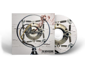 SPEAK THROUGH THE WHITE NOISE (CD)