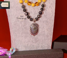 Load image into Gallery viewer, Grade A NC   Labradorite and Jasper and Agates