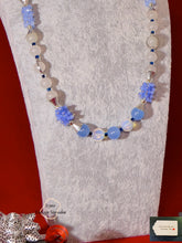 Load image into Gallery viewer, Grade B NC Moonstone and Crystal Swarovski