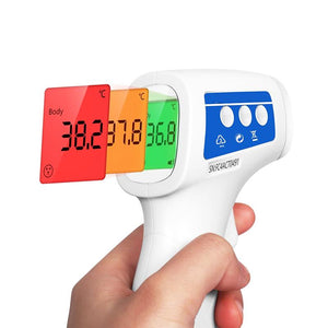 ThermoDetect™ - The Safest and Easiest Way to Detect Fever