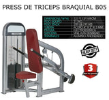 Press Triceps Braquial B05