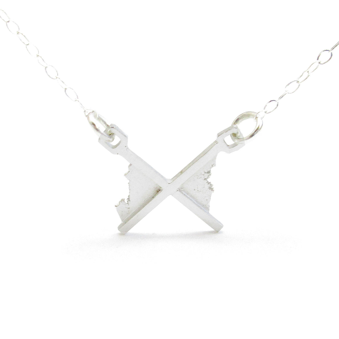 The X Necklace