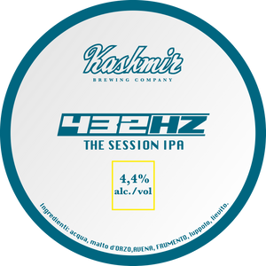 Minikeg 432hz Session IPA 4,4%