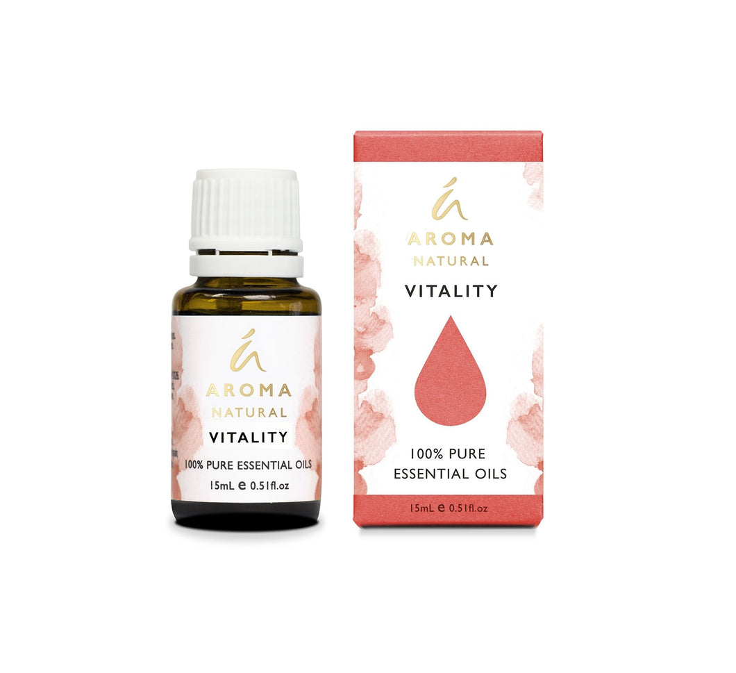 Aroma Natural Vitality Essential Oil Blend 15ml